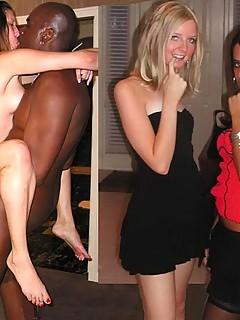 Amateur black wife porn