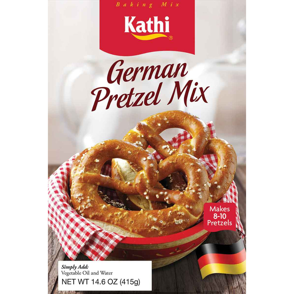 German kathi in the mix