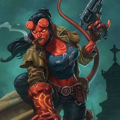 Hellboy rule 34