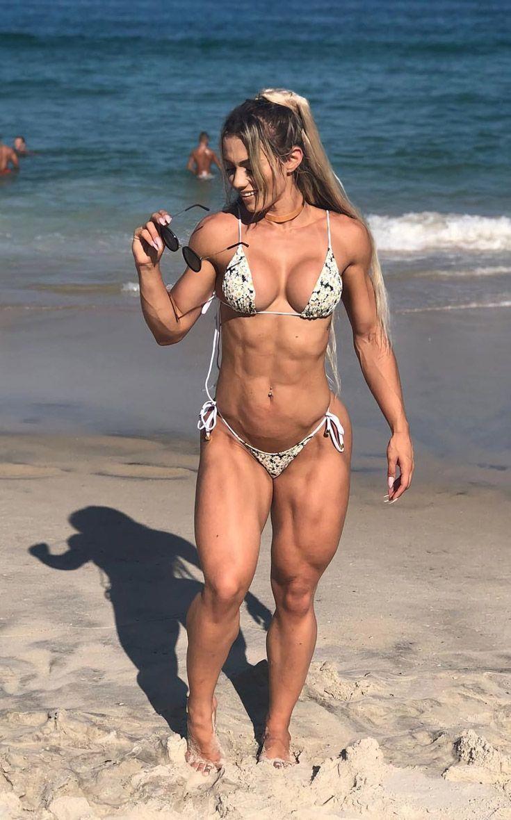 Girls flexing biceps free videos watch download