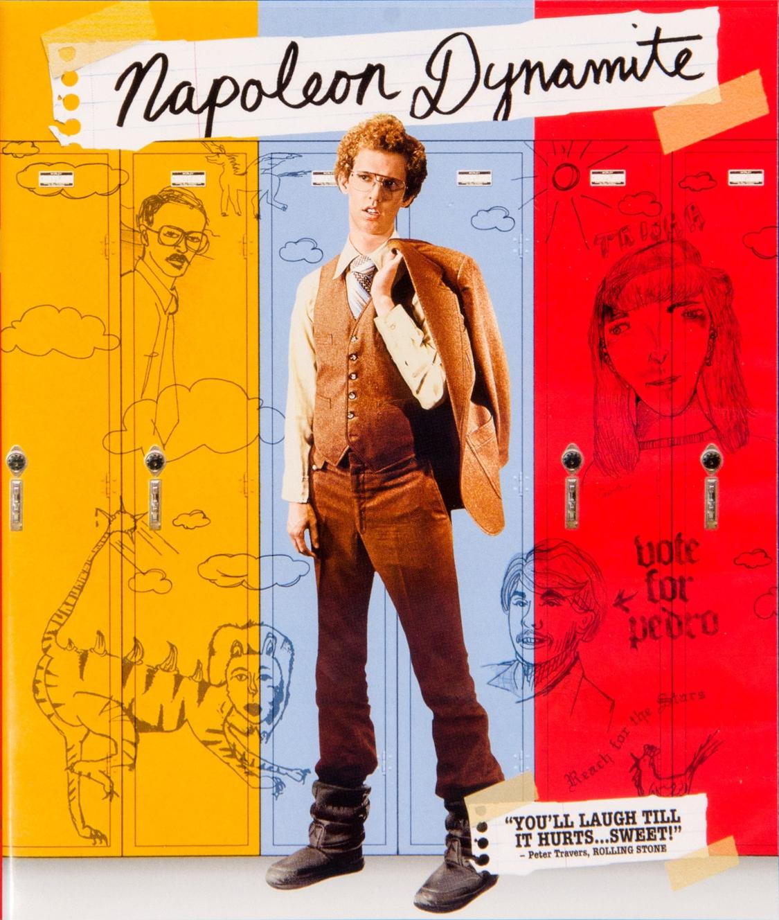 Napoleon dynamite porn parody
