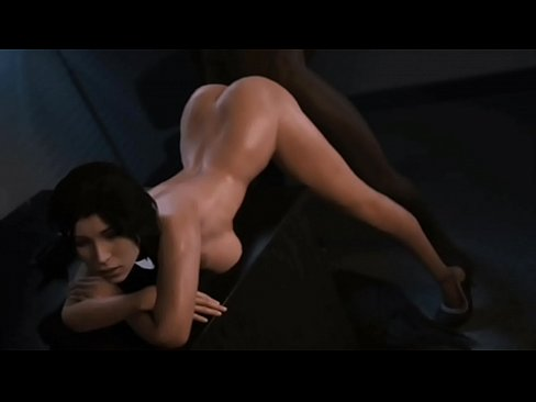 Lara croft rise of the tomb raider fucked doggystyle