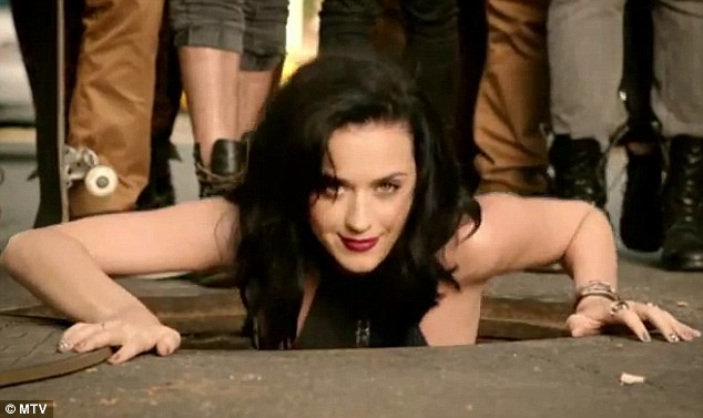 Katy perry sexy video