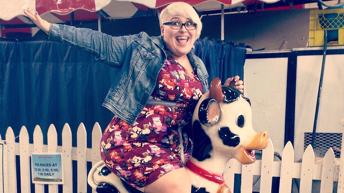 Fat adult granny foto