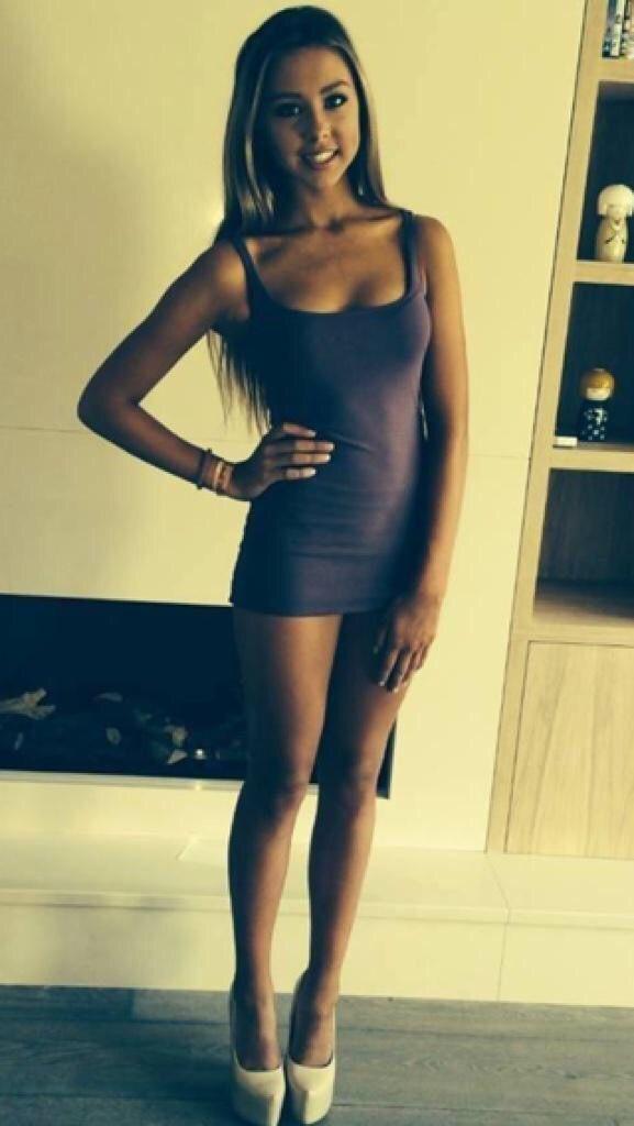 Popular tube videos hot teen wearing a short skirt