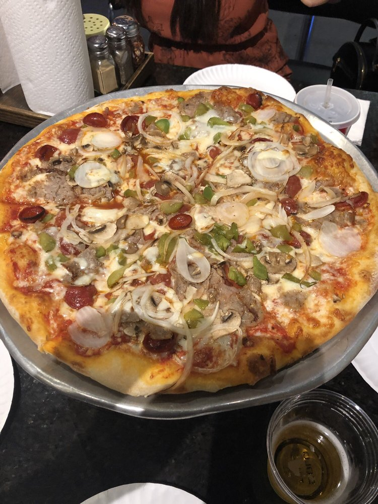 Gianna michaels big sausage pizza