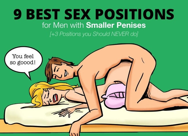Spooning position small penis
