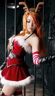 Katarina slay belle cosplay eki holic thumb