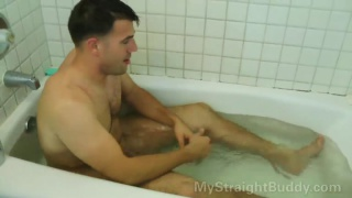 Wrestling buddies download this hot video of straight