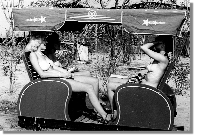 Vintage family nudist photos