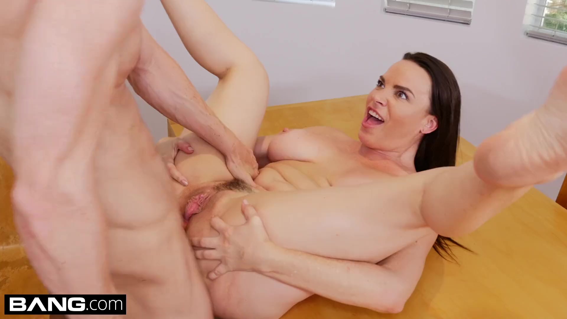 Dana dearmond has returned to anal