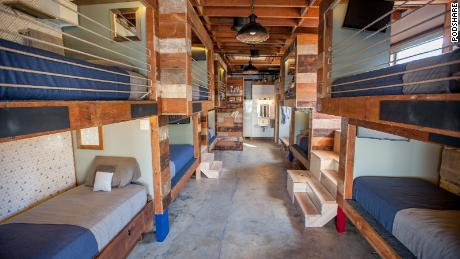 Coeds and bunk beds