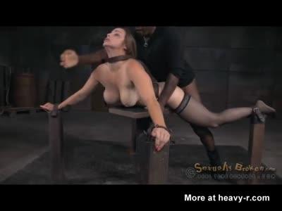 Kinky mature gang bang on a roll