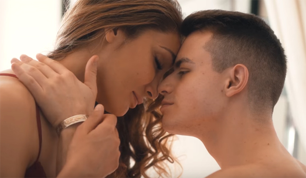 Video of love making