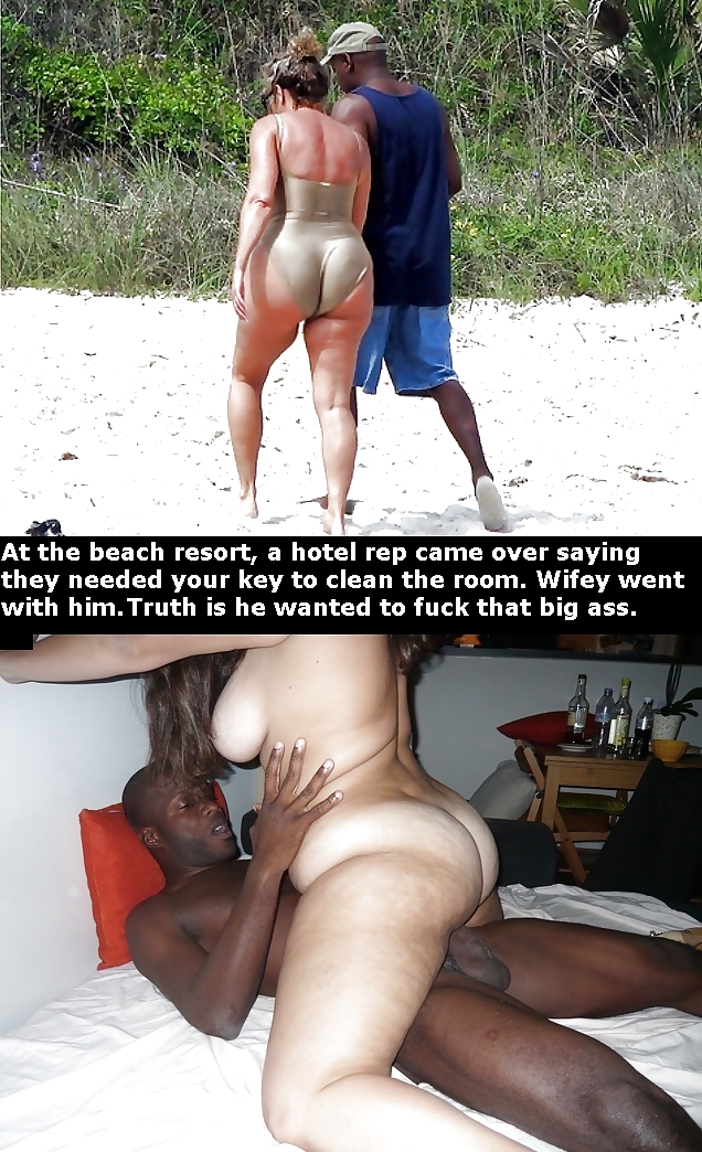 Interracial cuckold captions porn