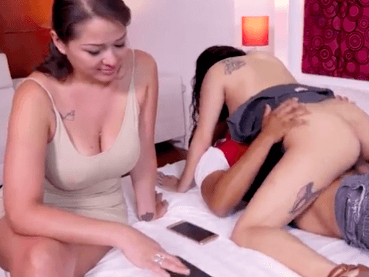 Monsters fucking hot girls tenctacles porn