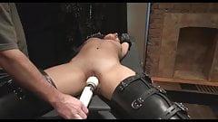 Sex slave forced orgasm torture