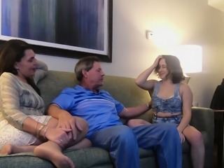 Tinder milf painal and creampie casting porn video
