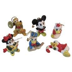 Greenhand mickey mouse minnie mouse