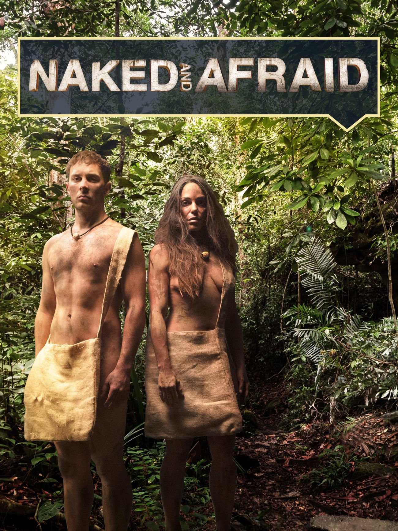 What is naked and afraid uncensored