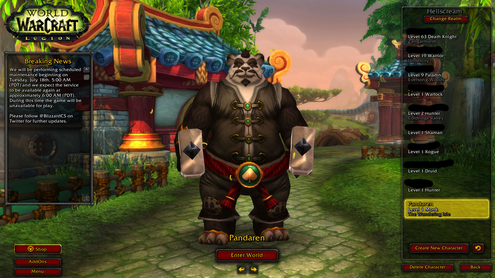 Pandaren rule 34