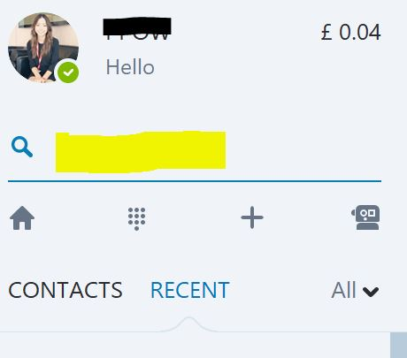 Skype usernames of girls that want webcam