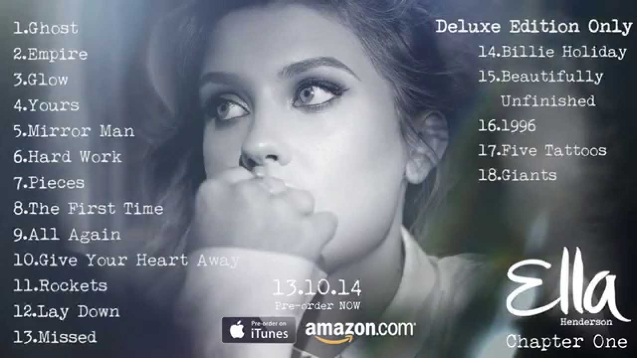 Ella henderson debuts new song the first time