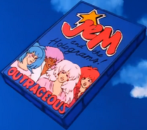 Jem and the holograms photo album