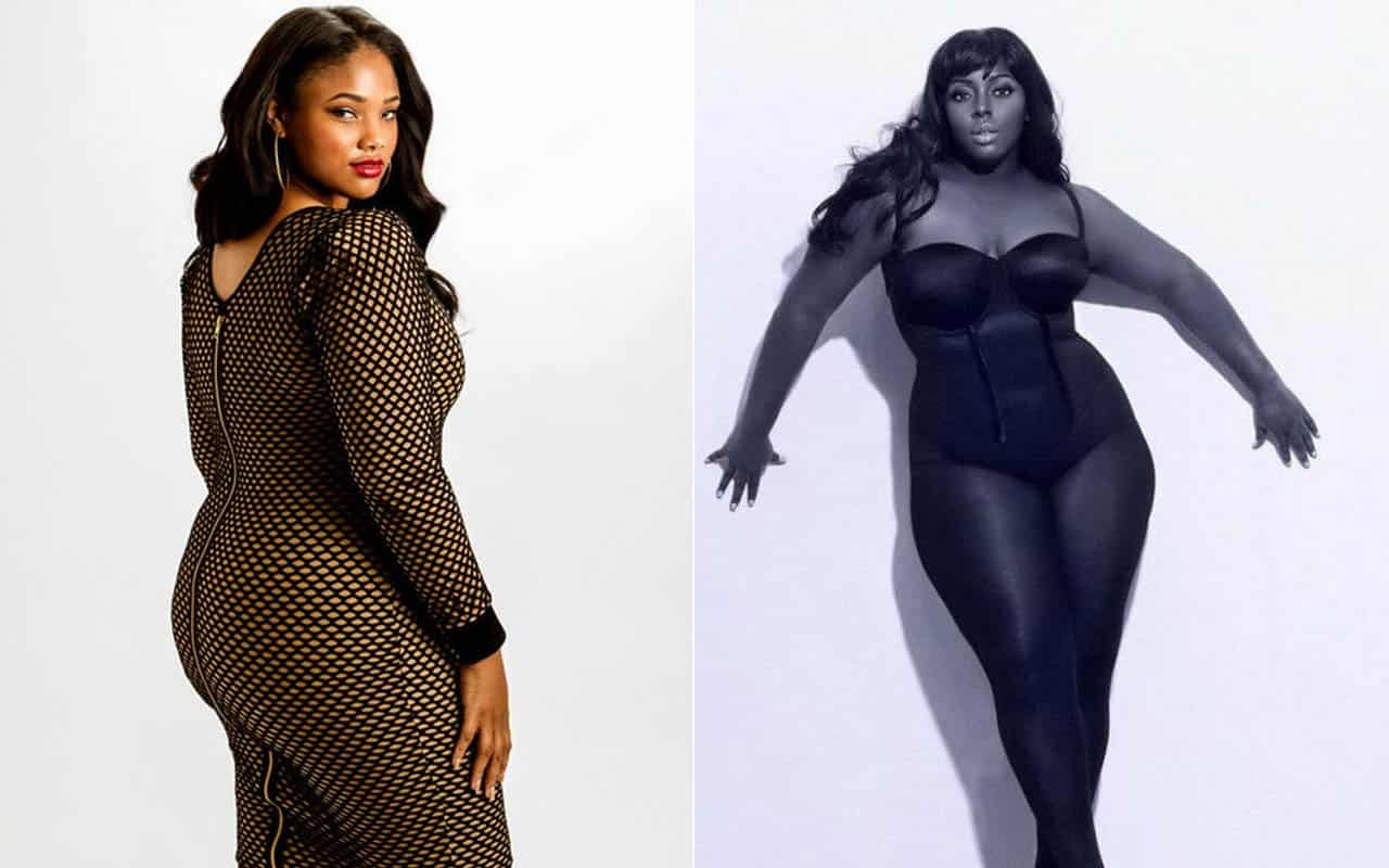 Ebony plus size pictures