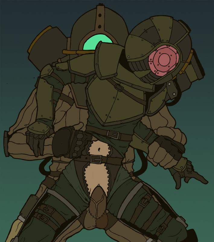 Showing images for bioshock big daddy xxx