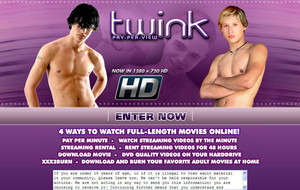 Movies pay twink