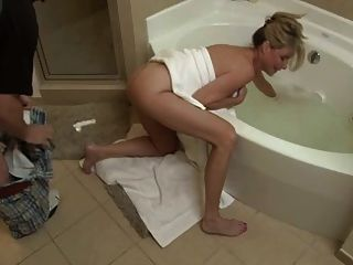 Wife husband roleplay son fuck mother