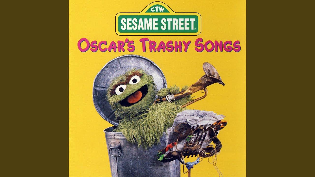 Sesame street i love trash youtube