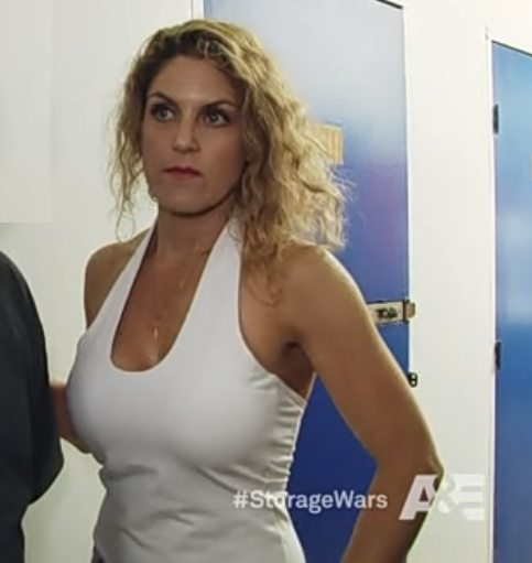 Porn pics of brandi passanti storage wars slut page