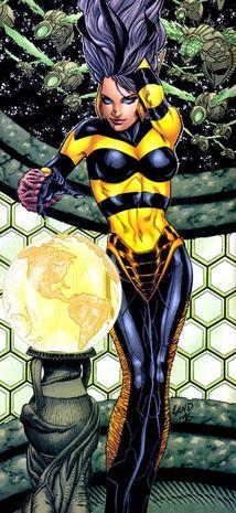 Image queen bee comics database