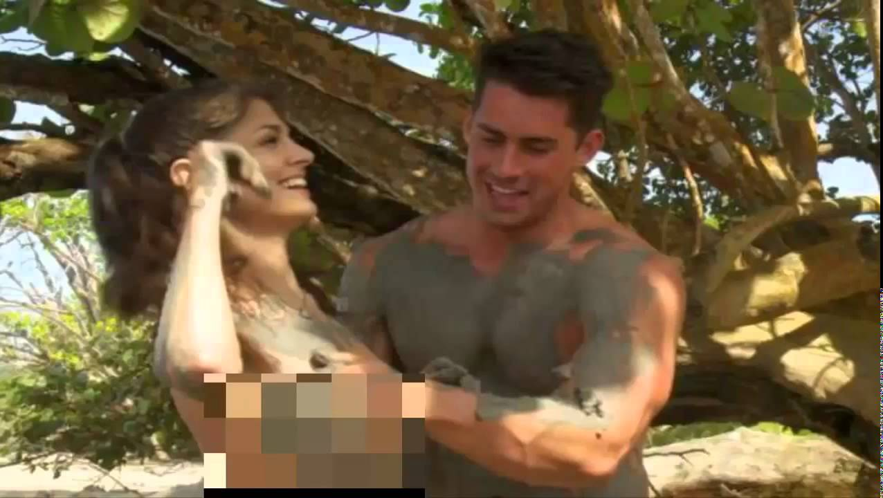 Uncensored videos of naked and afraid