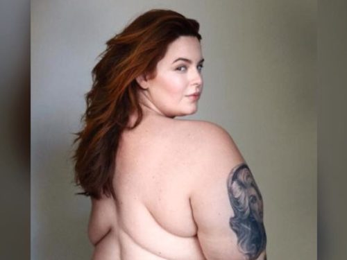 Plus size nude pictures