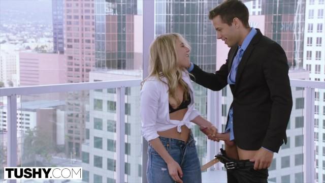 Tiny blonde sex videos