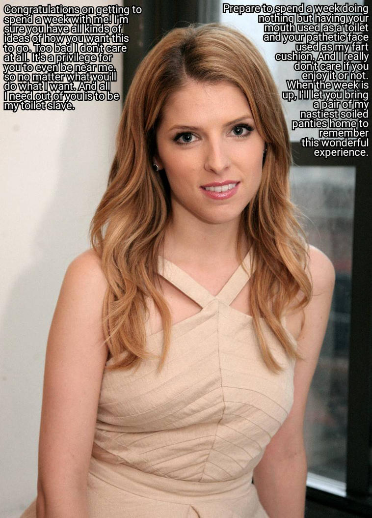Anna kendrick captions porn pictures