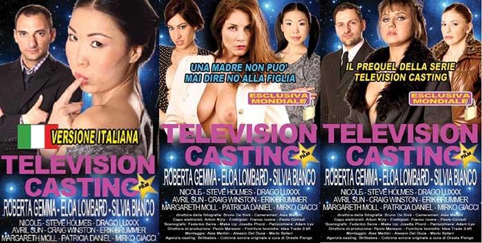 Television casting salieri
