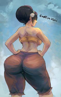 Contributor thong bikini