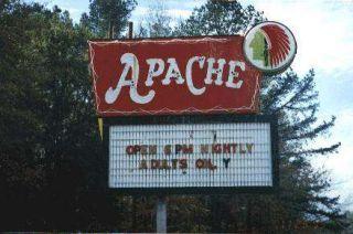 Apache drive in tyler tx