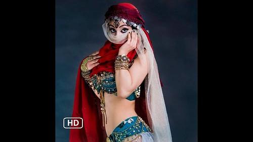 Arab sexy dance video
