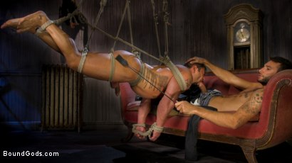 Bondage and fetish video on demand competitive