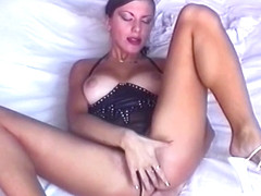 Download from thick busty black lesbian in fishnets