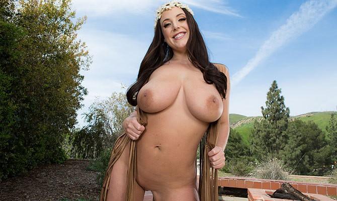 Big natural tits porn