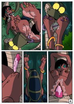 Jinkslizard the jungle book kaa and shanti porn comics