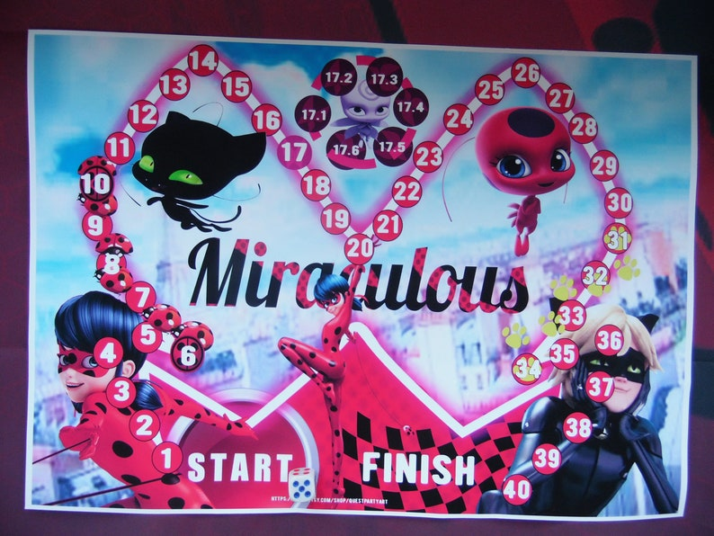 Download miraculous ladybug la rule