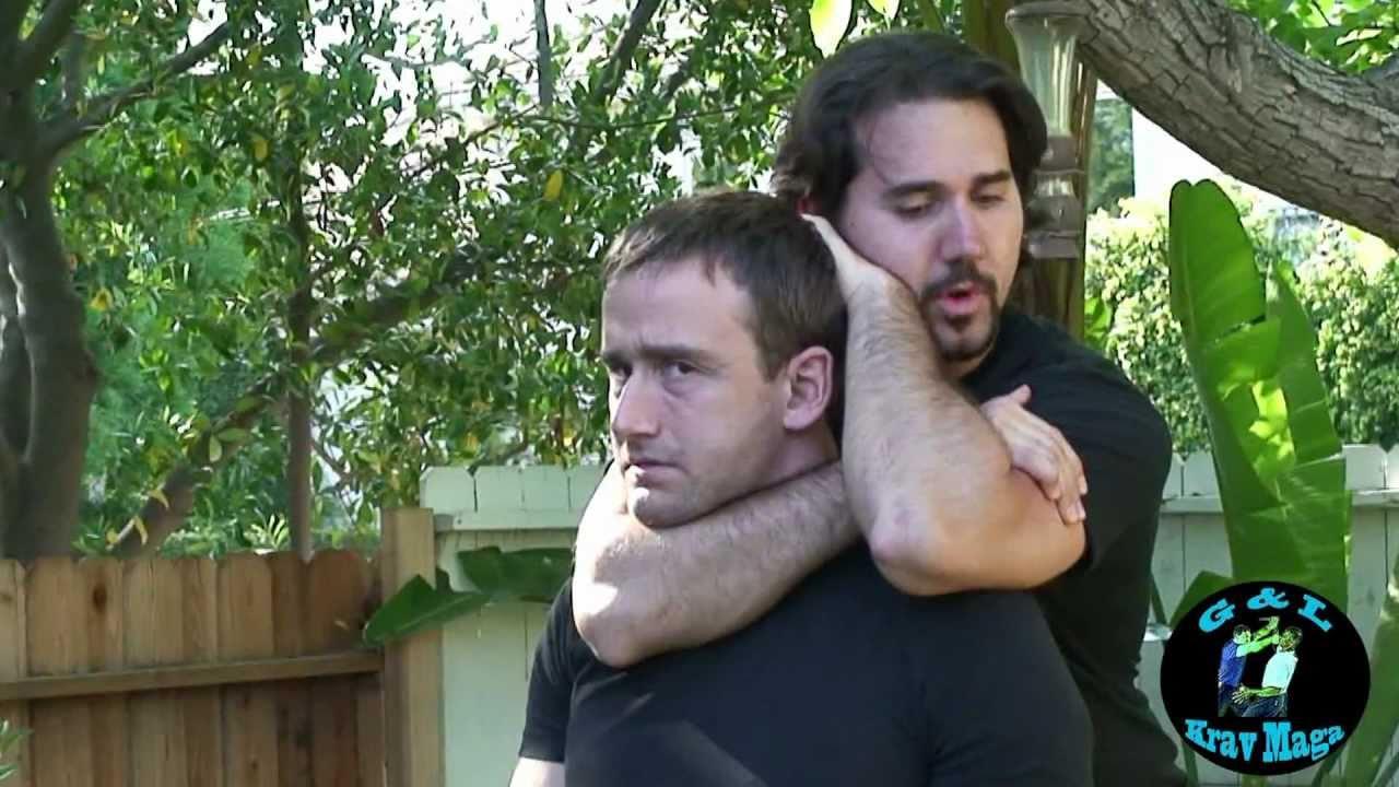 Choke pass out strangle