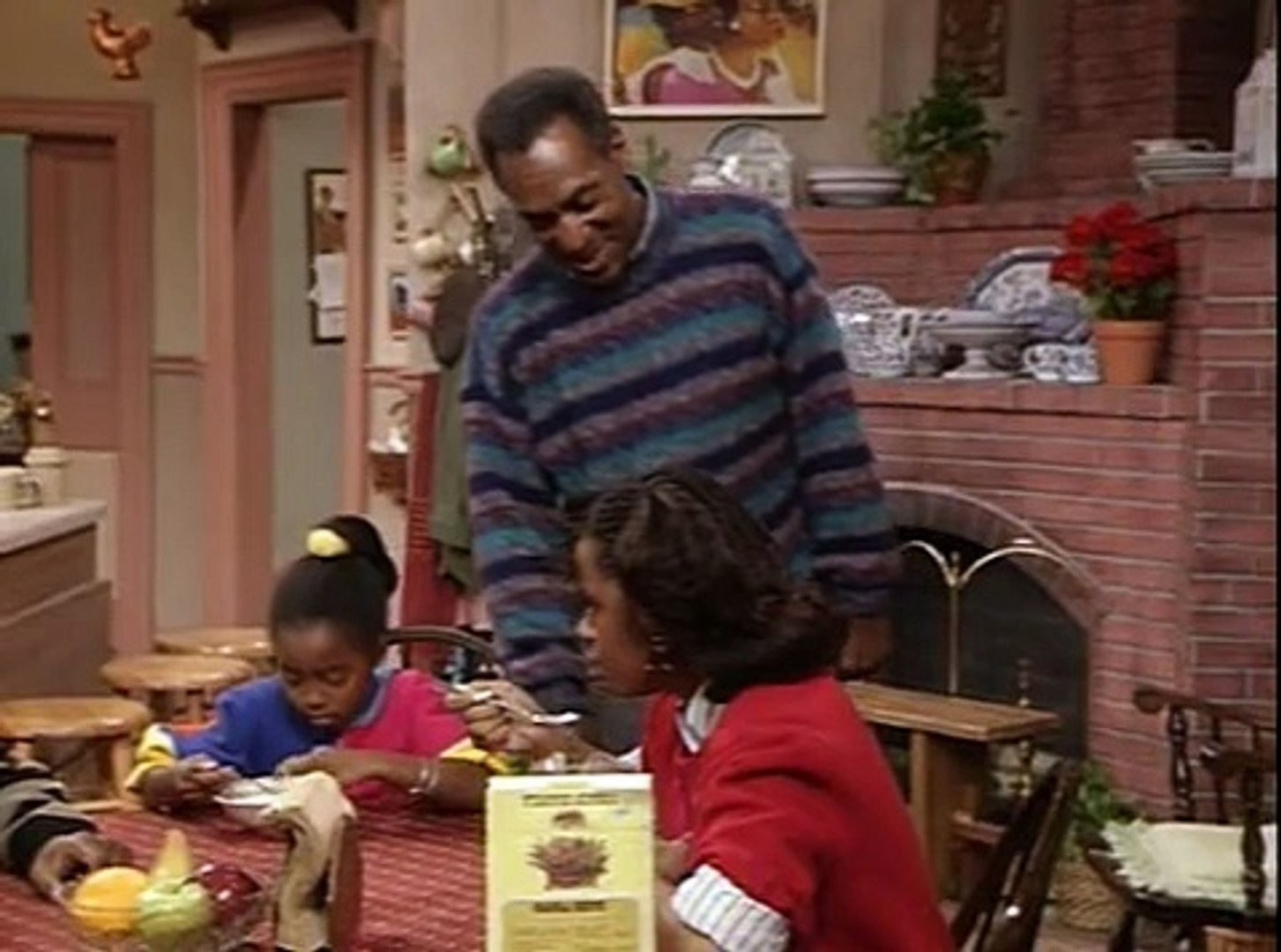 The cosby show parody
